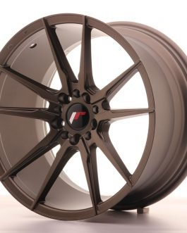 JR Wheels JR21 18×9,5 ET35 5×100/120 Matt Bronze