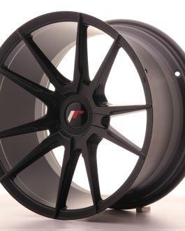 JR Wheels JR21 18×9,5 ET20-40 BLANK Matt Black