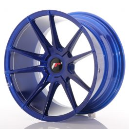 JR Wheels JR21 18×9,5 ET20-40 BLANK Platinum Blue