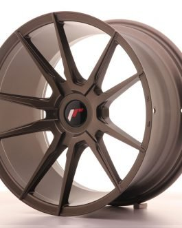 JR Wheels JR21 18×9,5 ET20-40 BLANK Matt Bronze