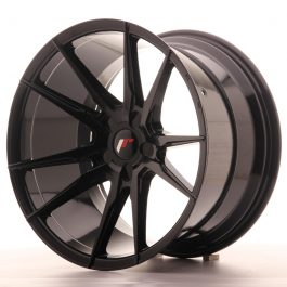 JR Wheels JR21 19×11 ET15-30 5H BLANK Gloss Black