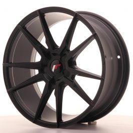 JR Wheels JR21 19×8,5 ET20-43 5H BLANK Matt Black