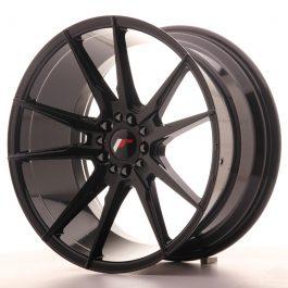 JR Wheels JR21 19×9,5 ET20-40 5H BLANK Gloss Black