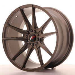 JR Wheels JR21 19×9,5 ET22 5×114/120 Matt Bronze
