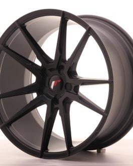 JR Wheels JR21 20×10 ET40 5H BLANK Matt Black