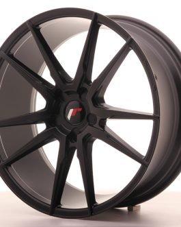 JR Wheels JR21 20×8,5 ET20-40 5H BLANK Matt Black
