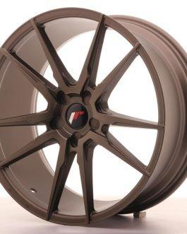JR Wheels JR21 20×8,5 ET40 5H BLANK Matt Bronze