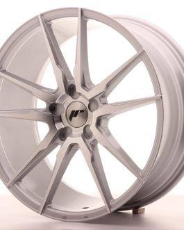 JR Wheels JR21 20×8,5 ET40 5H BLANK Silver Machined Face
