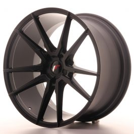 JR Wheels JR21 21×11 ET15-55 5H BLANK Matt Black