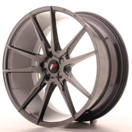 JR Wheels JR21 22×10,5 ET15-52 5H BLANK Hyper Black
