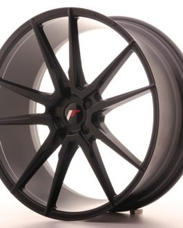 JR Wheels JR21 22×9 ET30-45 5H BLANK Matt Black