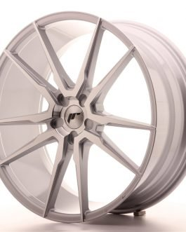 JR Wheels JR21 22×9,5 ET30-48 5H BLANK Silver Machined Face