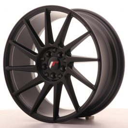 JR Wheels JR22 18×7,5 ET40 5×112/114 Matt Black