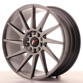 JR Wheels JR22 18×7,5 ET40 5×112/114 Hyper Black