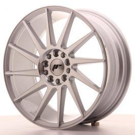 JR Wheels JR22 18×7,5 ET40 5×112/114 Silver Machined Face