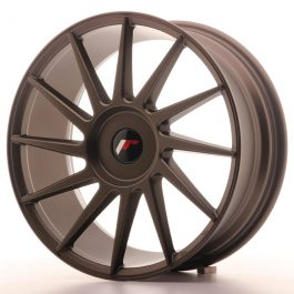 JR Wheels JR22 18×7,5 ET35-42 BLANK Matt Bronze