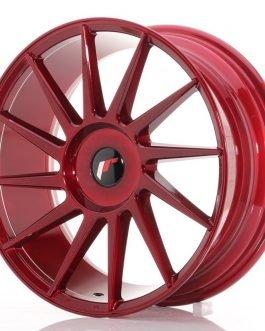 JR Wheels JR22 18×7,5 ET35-42 BLANK Platinum Red