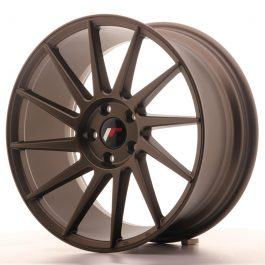 JR Wheels JR22 18×8,5 ET40 5×112 Matt Bronze