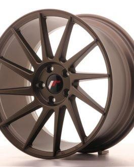 JR Wheels JR22 18×8,5 ET40 5×112 Matt Bronze