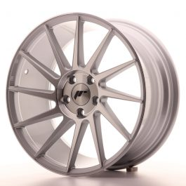 JR Wheels JR22 18×8,5 ET40 5×112 Silver Machined Face