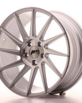 JR Wheels JR22 18×8,5 ET40 5×112 Silver Machined Face