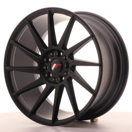 JR Wheels JR22 18×8,5 ET40 5×112/114 Matt Black