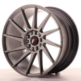 JR Wheels JR22 18×8,5 ET40 5×112/114 Hyper Black