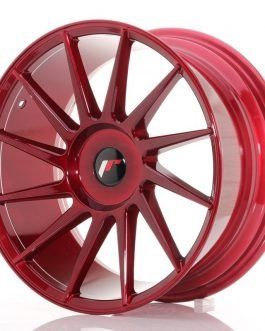 JR Wheels JR22 18×8,5 ET20-40 BLANK Platinum Red