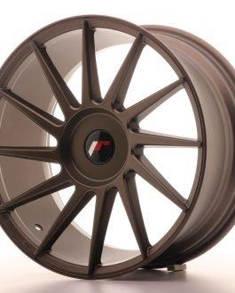 JR Wheels JR22 18×8,5 ET40 BLANK Matt Bronze