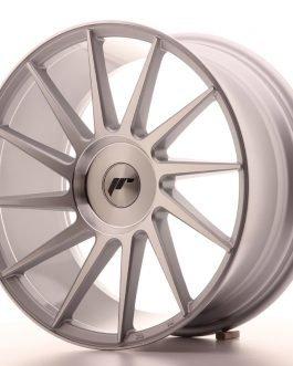 JR Wheels JR22 18×8,5 ET40 BLANK Silver Machined Face