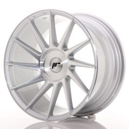 JR Wheels JR22 18×9,5 ET20-40 BLANK Silver Mach