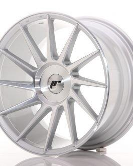 JR Wheels JR22 18×9,5 ET20-40 BLANK Silver Mach