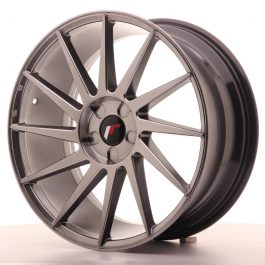 JR Wheels JR22 19×8,5 ET20-43 5H BLANK Hyper Black