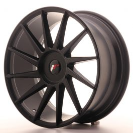 JR Wheels JR22 19×8,5 ET20-40 BLANK Matt Black