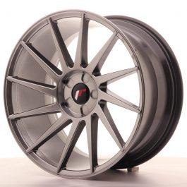 JR Wheels JR22 19×9,5 ET20-40 5H BLANK Hyper Black