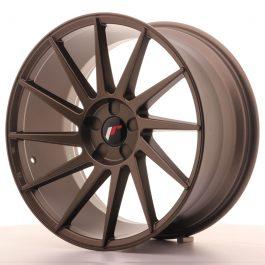 JR Wheels JR22 19×9,5 ET35-40 5H BLANK Matt Bronze