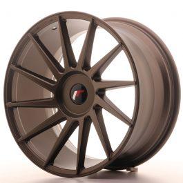 JR Wheels JR22 19×9,5 ET20-40 BLANK Matt Bronze