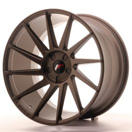 JR Wheels JR22 20×11 ET20-40 5H BLANK Matt Bronze