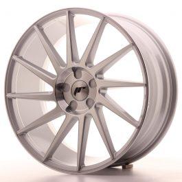 JR Wheels JR22 20×8,5 ET20-40 5H BLANK Silver Machined Face