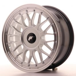 JR Wheels JR23 16×7 ET20-45 BLANK Hyper Silver w/Machined Lip