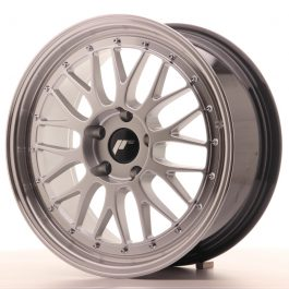 JR Wheels JR23 18×8 ET40 5×112 Hyper Silver w/Machined Lip