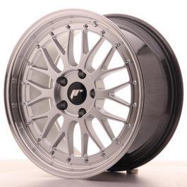 JR Wheels JR23 18×8,5 ET45 5×112 Hyper Silver w/Machined Lip