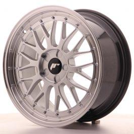 JR Wheels JR23 18×8,5 ET25-48 5H BLANK Hyper Silver w/Machined Lip
