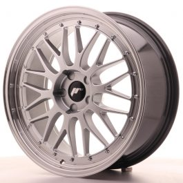 JR Wheels JR23 20×8,5 ET20-45 5H BLANK Hyper Silver w/Machined Lip