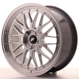 JR Wheels JR23 20×9 ET20-50 5H BLANK Hyper Silver w/Machined Lip