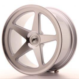 JR Wheels JR24 19×9,5 ET20-40 BLANK Silver Machined Face