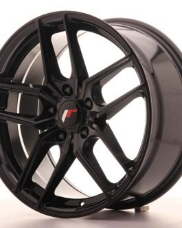 JR Wheels JR25 18×8,5 ET40 5×112 Gloss Black