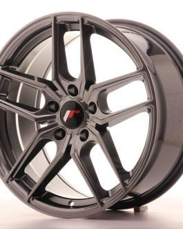 JR Wheels JR25 18×8,5 ET40 5×112 Hyper Black