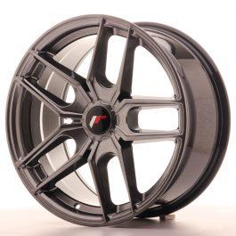 JR Wheels JR25 18×8,5 ET20-40 5H BLANK Hyper Black