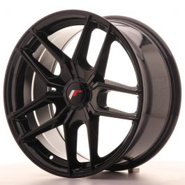 JR Wheels JR25 18×8,5 ET40 5H BLANK Gloss Black